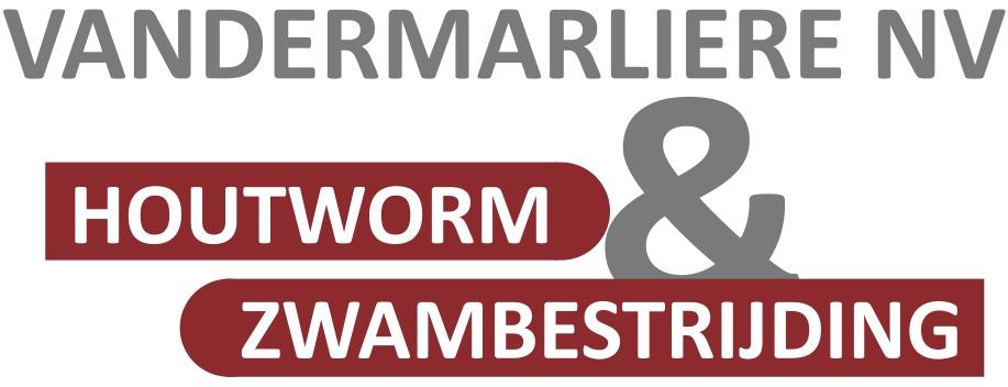 Logo Houtworm en zwambestrijding Vandermarliere NV